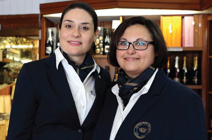 Claudia Marcarini e Valentina Vago