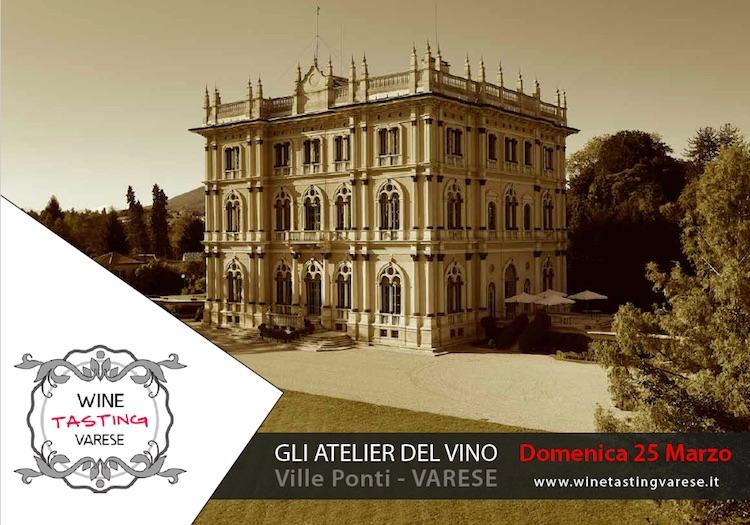 Varese Wine Tasting