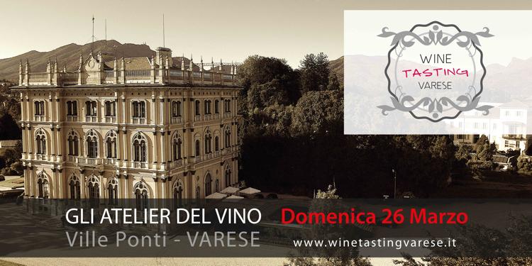 Atelier del Vino - Ais Varese