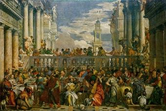 Paolo Veronese - Le nozze di Cana