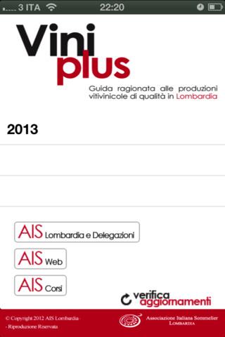 Viniplus 2013 App