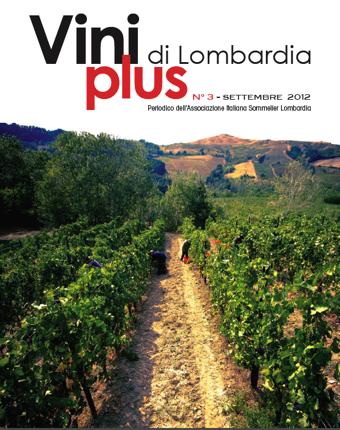 Viniplus di Lombardia N°3 - Settembre 2012