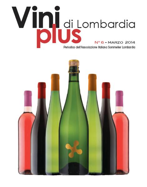 Viniplus di Lombardia - Marzo 2014