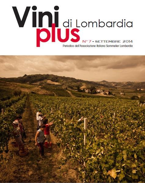 Viniplus di Lombardia - N°7 Settembre 2014