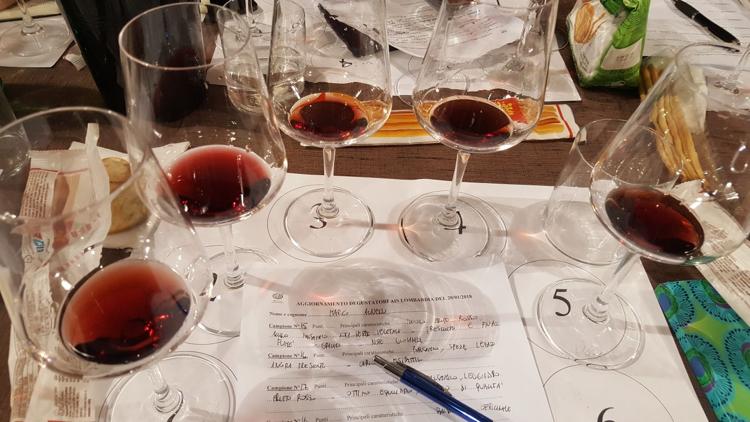 Degustatori Ais Lombardia | Pinot Nero