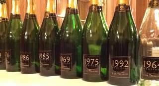 Degustazione Champagne Heritage