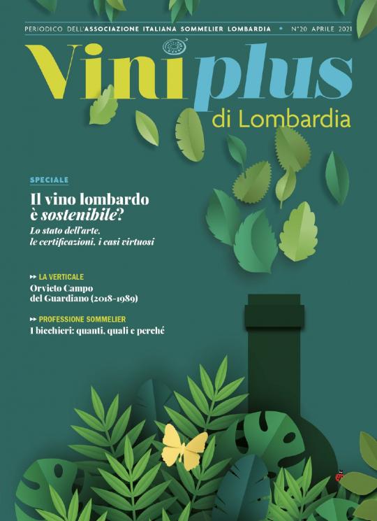 ViniPlus n. 20 di APRILE 2021